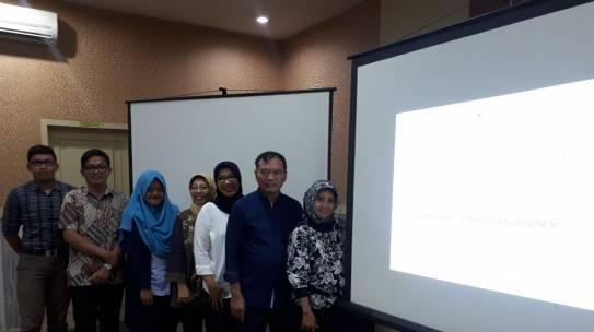 Pelatihan E-Learning FTSP-ISTN