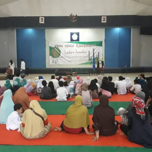 Open House Ramadhan #4 Teknik Industri ISTN-FTI