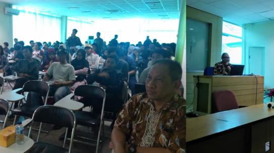 Program Studi Lanjut di ISTN Bagi Siswa CEP-CCIT UI