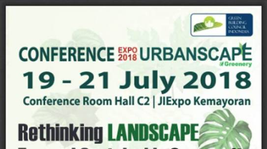 Conference Expo 2018 Urbanscape