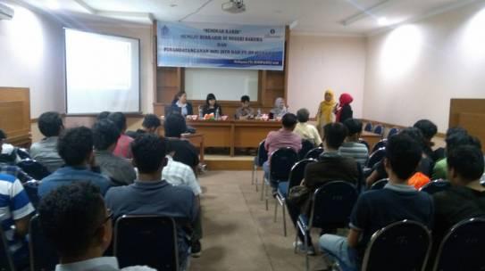 Seminar Karir PT. Os Selnajaya