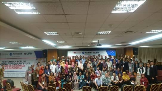 Pertemuan Forum Pimpinan Program Studi Sistem Informasi se-Indonesia