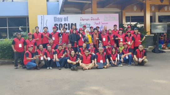 Day Of Social Festive organized by Sipil 82
