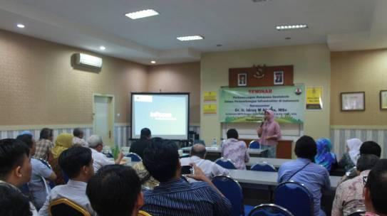 Seminar Perkembangan Rekayasa Geoteknik Dalam Perkembangan Infrastruktur di Indonesia
