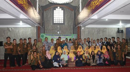 Pengabdian Kepada Masyarakat FSTI-ISTN di SMK Permata 1 dan 2 Bogor
