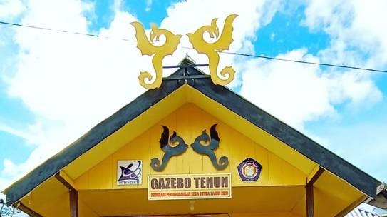 Inisiasi Kerjasama Prodi Arsitektur Lanskap dan Kampung Tenun Sambas
